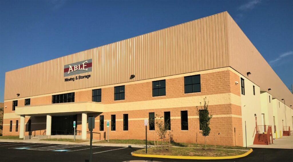 New Manassas Warehouse
