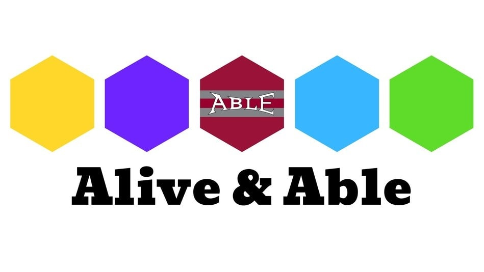 Alive & Able Moving & Storage logo