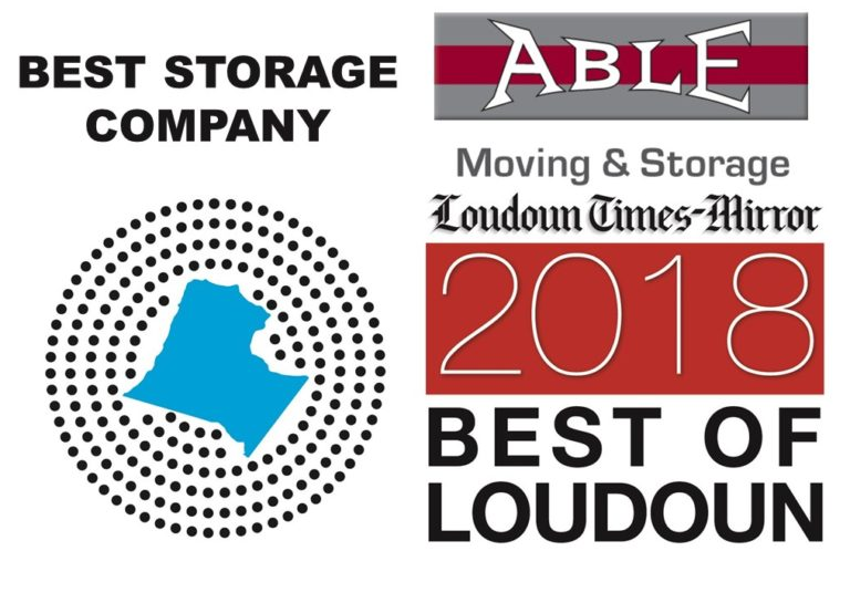 Best Storage Award logo