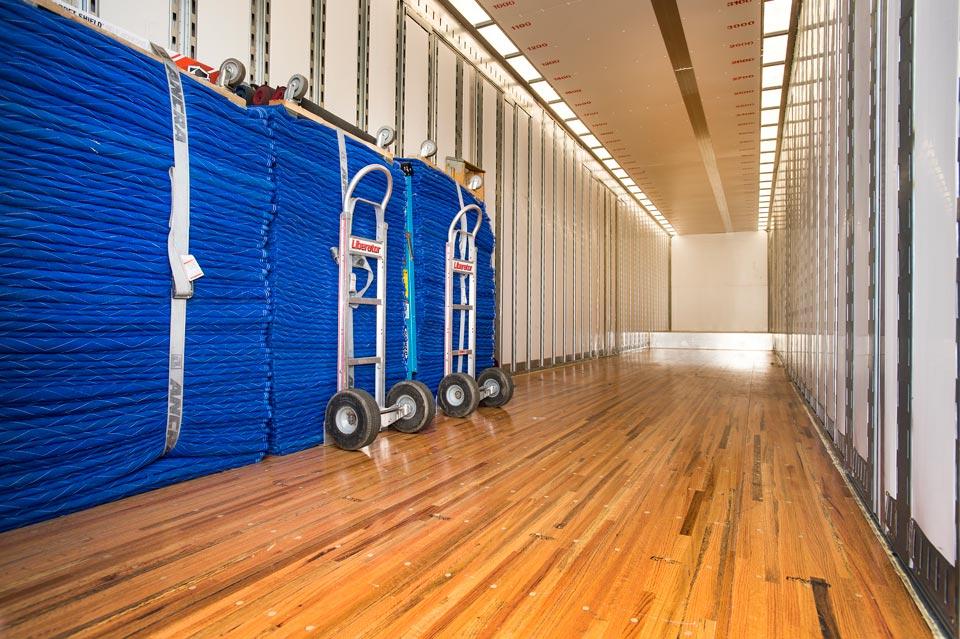 Residential trailer equipment