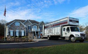 Local moving & storage company in Washington DC Metro area