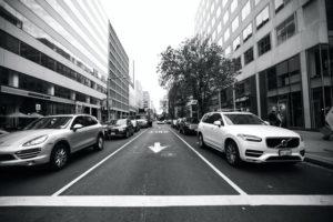 Professional Moving Company Crossing Northwest DC Street