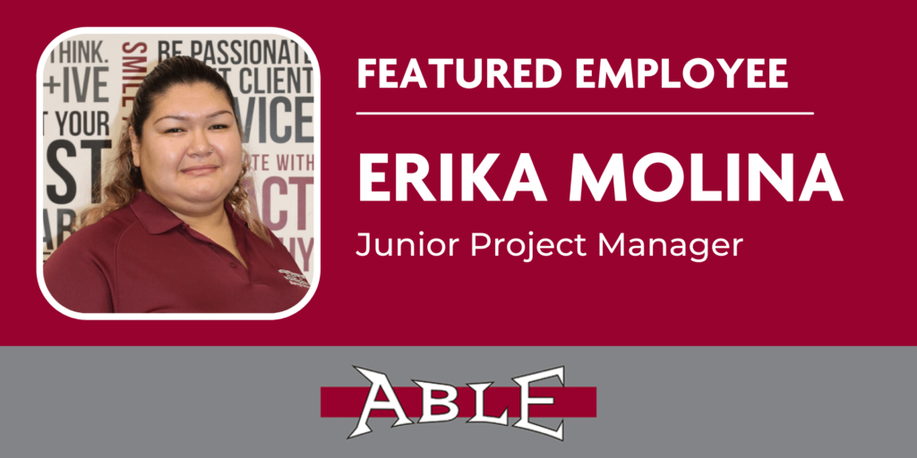 Erika Molina's Able Moving & Storage in Northern Virginia image