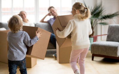 Preparing Your Kids for a Move