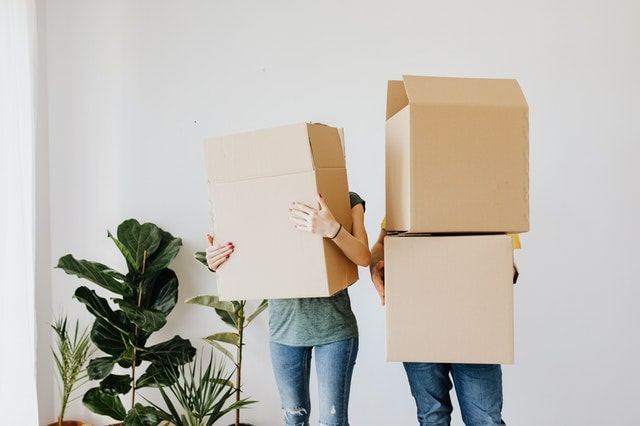 Contact local house movers at Able for help downsizing and moving in Ashburn and across Northern VA.