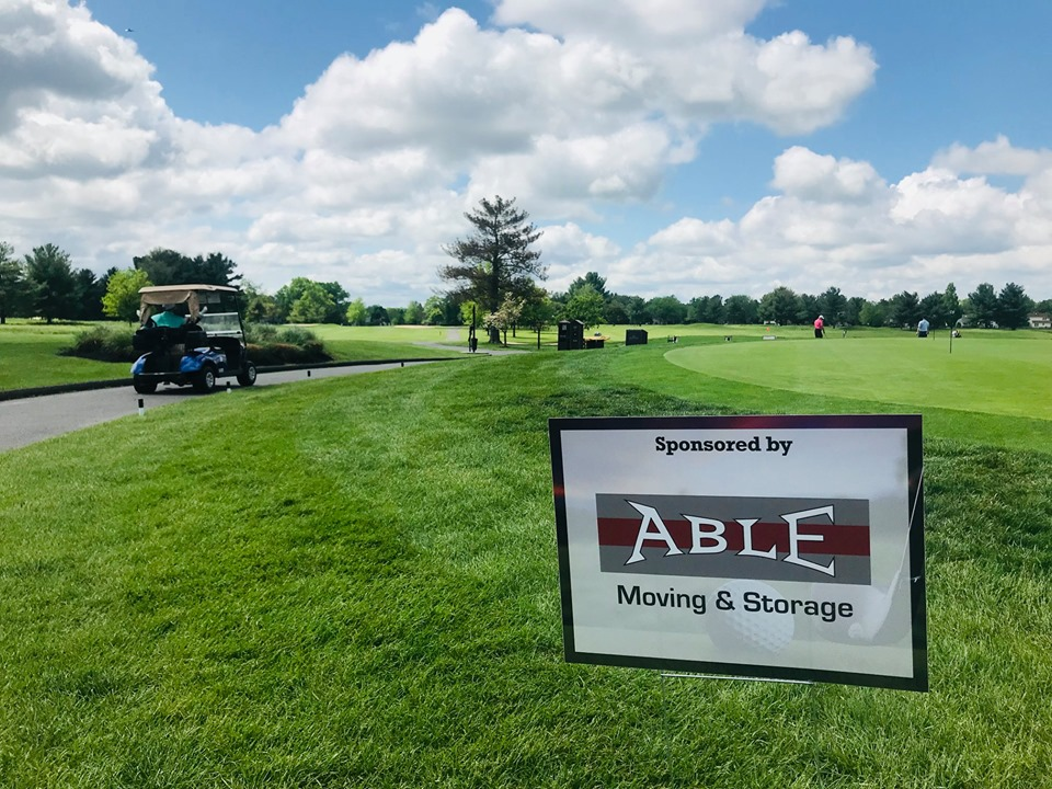 Local Movers in Northern VA Participating in Charity Event