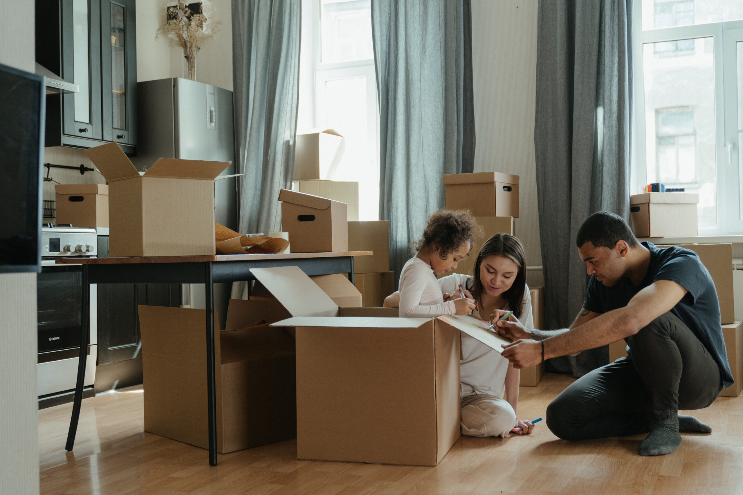local moving company in Northern Virginia