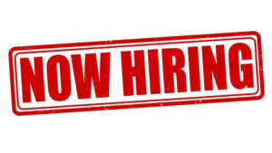 We Are Hiring – Residential and Commercial Sales