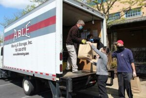 Able Moving Gives Back to the Community