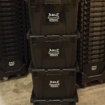 Able Moving Amp Storage Inc Moving Company Storage